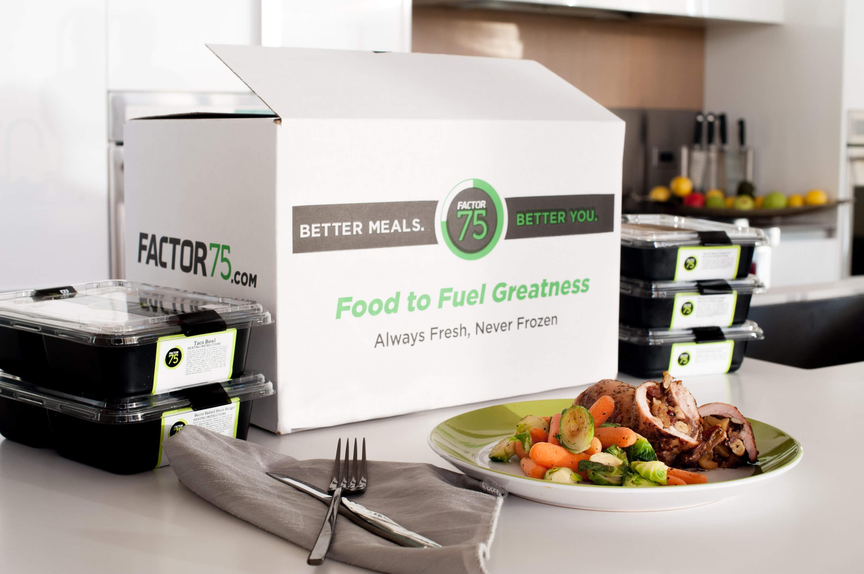 Factor 75 | Healthy Meals Delivered | Factor75.com