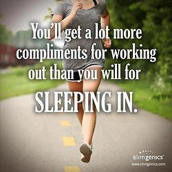 Sleeping In | Fitspiration Blog Post | Samantha Pollack