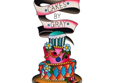Cakes by Gray