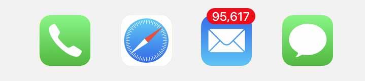 Full Email Box